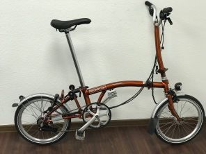 Brompton H6LD Flame Lacquer 2019