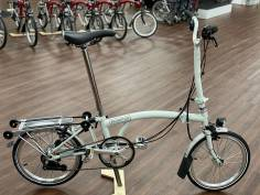 Brompton H6RD Papyrus White