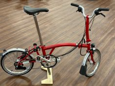 Brompton M6LD House Red