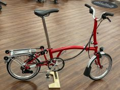 Brompton M6RD House Red