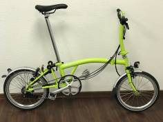Brompton S6LD Lime Green 2019