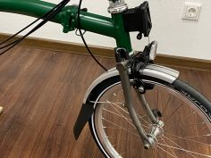 Brompton S6LX Superlight TITAN Racing Green 2021