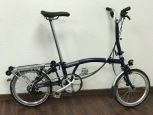 Brompton M6RD Tempest Blue 2019