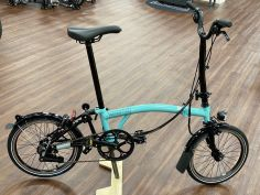 Brompton Black Edition H6LD Turkish Green glossy 2021