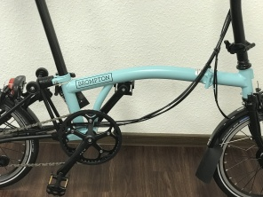 Brompton Black Edition H6L Turkish Green