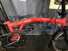 Brompton Black Edition M6RD Rot glossy 2020