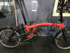 Brompton Black Edition S6RD Rot glossy 2020