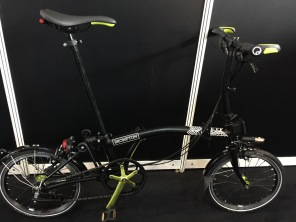 Brompton NYC New York Black Edition S2L 2017