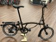 Brompton Black Edition H6RD Black Lacquer 2020