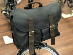Barbour Brompton Tarras Bag Navy Blau