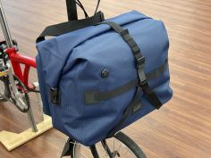Brompton Borough Waterproof L Navy