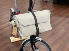 Brompton Shoulder Bag grau