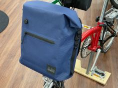 Brompton Borough Waterproof Bag S 9 Liter wasserdicht Navy