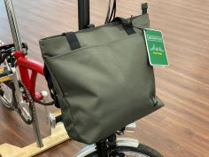 Brompton Borough Tote Bag S 9 Liter Olive 2020