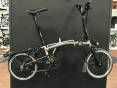Brompton Nickel Edition H6RD