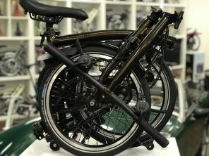 Brompton Black Edition S6LD Black Laquer 2019
