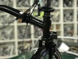 Brompton Black Edition S6RD Schwarz glossy 2019