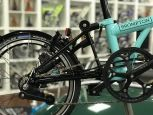 Brompton Black Edition M6L Turkish Green glossy 2019