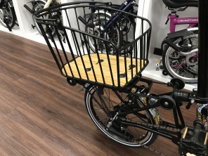 Rixen&Kaul Brompton Rack Shopping Basket