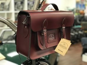 Brompton Cambridge Satchel Company Batchel Leder Tasche