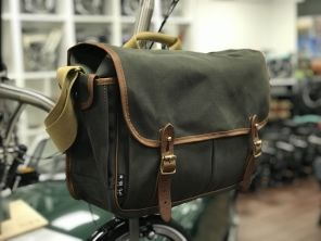 Brompton Game Bag waxed Cotton Restposten