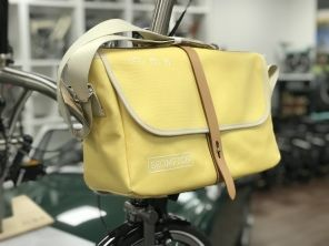 Brompton Shoulder Bag gelb Restposten