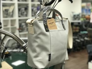 Brompton Tote Bag grey