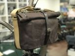 Brompton Roll Top Bag gewachst
