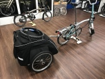 Radical Design Cyclone Chubby Brompton Anhänger & Transportkoffer