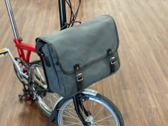 Brompton Game Bag Smoke Grey 2020