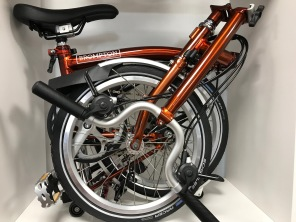 Brompton H6L Flame Lacquer 2019