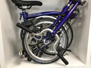 Brompton H6L Purple Metallic