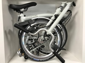 Brompton H6RD Papyrus White 2019