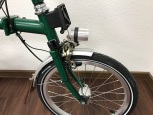 Brompton H6RD Racing Green SON XS 2019