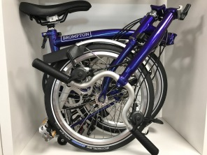 Brompton M6L Purple Metallic