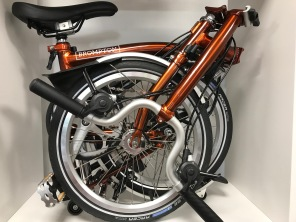 Brompton M6LD Flame Lacquer 2020
