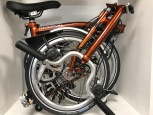 Brompton M6RD Flame Lacquer 2019