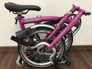 Brompton M3L Berry Crush