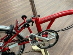 Brompton H6L House Red
