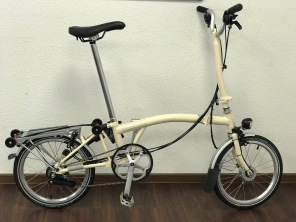 Brompton H6RD Ivory 2018