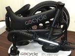 Gocycle G3 schwarz Base & Portable Pack