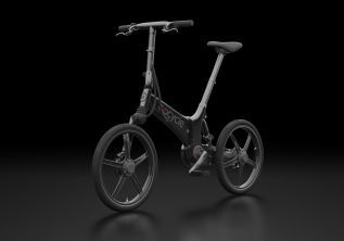 Gocycle GX Foldable Matt Black