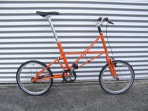 Moulton TSR 2 orange