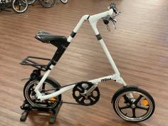 Strida LT 16 Zoll White