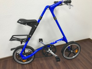 Strida LT 16 Zoll Blue Man Blau