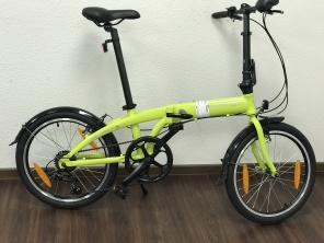 Tern Link A7 Mod. 2019 yellow/silver