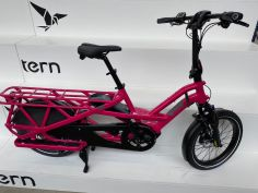 Tern GSD S10 Dragonfruit Mod.2021 LIMITED EDITION