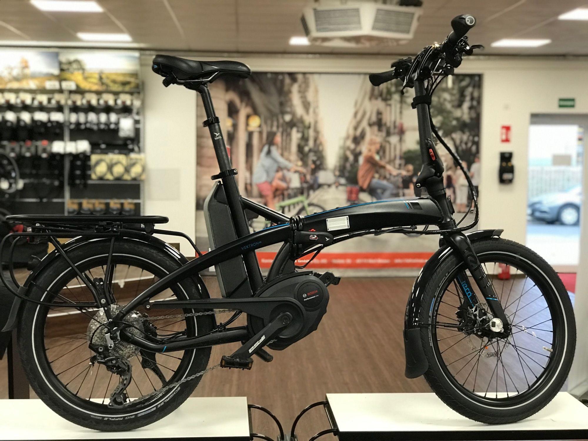 tern vektron s10 performance 500 wh faltrad e bike. Black Bedroom Furniture Sets. Home Design Ideas
