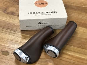 Brooks GP1 Leder Grips