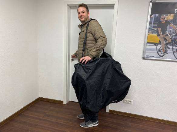 Tern Carry On Cover Schutzhülle 2.0
